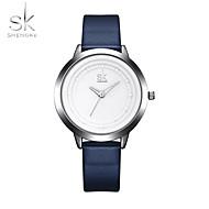 Damskie Sportowy Zegarek na nadgarstek Chiński Kwarcowy Odporny na wstrząsy PU Pasmo Na co dzień Nowoczesne Elegancki Minimalistyczny