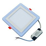 Paneellampen Koel wit Blauw LED 1 stuks