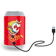Chemin draagbare usb kan gevormde koeler mini coke koelkast drankje usb chilling koelkast cadeau