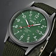 Недорогие Мужские часы-Муж. Уникальный творческий часы Наручные часы Модные часы Спортивные часы Повседневные часы Китайский Кварцевый Календарь Защита от влаги