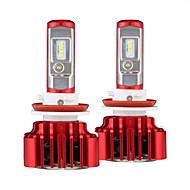 Nighteye h11 автомобильный светодиодный фонарик комплект супер яркий 8000lm 60w автомобиль лампочка замена лампа однолучевой 6000k привели