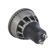 お買い得  LED スポットライト-3W 320lm GU10 LEDスポットライト 1 LEDビーズ COB 調光可能 温白色 / クールホワイト 110-220V