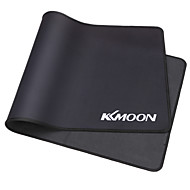 お買い得  マウスパッド-kkmoon 600 * 300 * 3ミリメートル大規模なプレーンブラック拡張耐水滑り止めゴムスピードゲームゲームマウスマウスパッドデスクマット