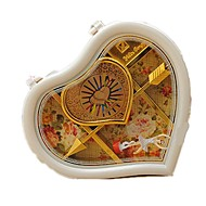 cheap Toys & Hobbies-Music Box Toys Dancing Furnishing Articles Heart-Shaped Plastics Romantic Pieces Unisex Valentine's Day Gift