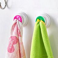 お買い得  浴室用小物-ラック&ホルダー キュート 旅行 クリエイティブキッチンガジェット ノンテープ・タイプ ブティック PVC PP 1個 バス組織