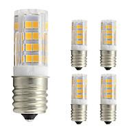 お買い得  LED コーン型電球-5個 4W 360lm LEDコーン型電球 T 52 LEDビーズ SMD 2835 温白色 110V