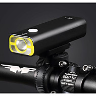 Pidike Pyöräilyvalot XP-G2 Pyöräily LED-valo Dinmable USB 400 Lumenia USB Lämmin valkoinen Pyöräily