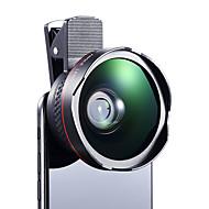 シェロン026電話レンズ広角レンズマクロレンズアルミニウム12.5x 56mm携帯電話カメラレンズキット、サムスンのAndroidスマートフォン用iphoned
