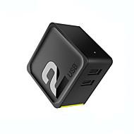USB-lader ROCK 2 porter Desk Charger Station Universal Ladereadapter