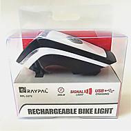 자전거 전조등 LED LED 싸이클링 야외 라이트 루멘 USB 내추럴 화이트 일상용 사이클링 야외