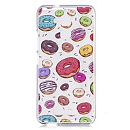 billige Mobilcovers-Til xiaomi redmi note 4 note 3 case cover donuts mønster bagcover soft tpu