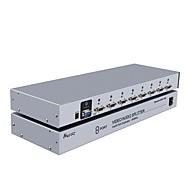 お買い得  PC & タブレット用アクセサリー-VGA スプリッター, VGA to VGA 3.5ミリメートルオーディオジャック スプリッター メス―メス