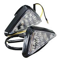 Недорогие Внешние огни для авто-ZIQIAO 2pcs Автомобиль Лампы Внешние осветительные приборы For Мотоциклы