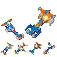 Oświetlenie LED Klocki Zabawka edukacyjna Zabawkowe samochody Wyścigówka Zabawki Nowość Nie określony Sztuk
