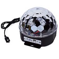 abordables Luces LED Para Escenarios-18 W 6 Cuentas LED Luces LED de Escenario RGB / 1 pieza