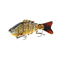 お買い得  釣り用アクセサリー-1 pcs ハードベイト ハードベイト プラスチック / メタリック ベイトキャスティング / ルアー釣り / 一般的な釣り