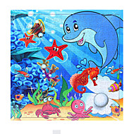 cheap Toys & Hobbies-Jigsaw Puzzle Wooden Puzzles Toys Octopus Wood Unisex Pieces
