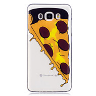 Case for samsung galaxy j3 (2016) j5 (2016) case cover pizza pattern tpu материал imd craft телефон чехол для samsung j3 j7 (2016)