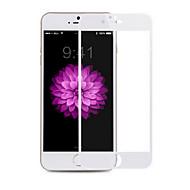 Недорогие Защитные плёнки для экрана iPhone-Защитная плёнка для экрана Apple для iPhone 7 Закаленное стекло 1 ед. Защитная пленка для экрана Уровень защиты 9H