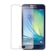 cheap Screen Protectors for Samsung-Screen Protector Samsung Galaxy for A5 Tempered Glass 1 pc Front Screen Protector 2.5D Curved edge 9H Hardness High Definition (HD)