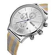 abordables Relojes de Vestir-Hombre Niños Reloj Deportivo Reloj Militar Reloj de Vestir Reloj de Moda Reloj de Pulsera Reloj Pulsera Reloj creativo único Reloj Casual