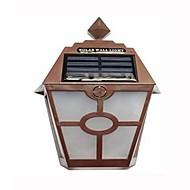 هد h5111 2led مصباح الخرز الرجعية في الهواء الطلق أضواء المشهد أضواء السياج السداسي أضواء الجدار في أضواء الفناء أضواء السياج أضواء الباب