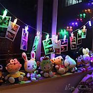 お買い得  -HKV 10 LED 温白色 RGB マルチカラー <5V