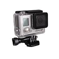 お買い得  スポーツカメラ & GoPro 用アクセサリー-Action Camera / Sports Camera 屋外 / パータブル / ケース ために アクションカメラ Gopro 4 / Gopro 3+ 潜水 / サーフィン / シュノーケリング コンポジット - 1 pcs / 多機能