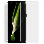 Недорогие Чехлы и кейсы для Galaxy S-Защитная плёнка для экрана Samsung Galaxy для S8 PET 2 штs Защитная пленка для экрана 3D закругленные углы Защита от царапин Ультратонкий