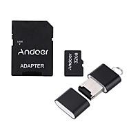 お買い得  -Andoer 32GB マイクロSDカードTFカード メモリカード クラス10