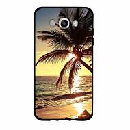 halpa Galaxy J5 kotelot / kuoret-Etui Käyttötarkoitus Samsung Galaxy J7 (2017) J3 (2017) Kuvio Takakuori Scenery Pehmeä TPU varten J7 V J7 Perx J7 (2017) J7 (2016) J7 J5