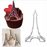 お買い得  キッチン用小物-ベークツール ステンレス+ABS樹脂 / ステンレス 子供 / 焦げ付き防止 / ベーキングツール ケーキ / クッキー / フルーツのための ケーキ型