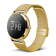 Smart Bracelet CV08 Touch Screen / Heart Rate Monitor / Water Resistant / Water Proof Pulse Tracker / Pedometer / Activity Tracker