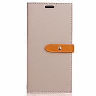 Недорогие Чехлы и кейсы для Galaxy Note-Кейс для Назначение SSamsung Galaxy Note 8 Бумажник для карт / со стендом / Флип Чехол Однотонный Твердый Кожа PU для Note 8