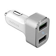 Недорогие Автомобильные зарядные устройства-Зарядное устройство и аксессуары 2 USB порта Только зарядное устройство DC 12V/2,4A