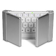 Bluetooth Office keyboard Foldable For Windows 2000/XP/Vista/7/Mac OS Android OS iOS iPad (2017) iPad Pro 12.9'' iPad Pro 9.7'' iPad mini