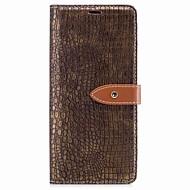 hoesje Voor Samsung Galaxy Note 8 Portemonnee Kaarthouder Flip Magnetisch Volledige behuizing Effen Kleur Hard PU-leer voor Note 8