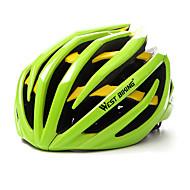 preiswerte -West biking Helm Fahrradhelm Skateboarden Helm BMX Helm CCC Radsport 24 Öffnungen Langlebig Leichtes Gewicht ESP+PC Radsport Klettern