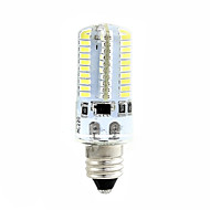 BRELONG Dimmable E11 E12 E14 E17 4W 80x3014SMD 360LM Warm White / White Light LED Corn Bulb (AC 110V/220V)