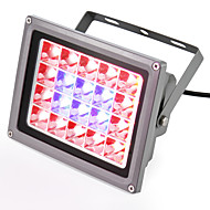 billige Vækstlamper-540-740 lm Voksende lysarmaturer 20 leds Højeffekts-LED Blå Rød AC 85-265V
