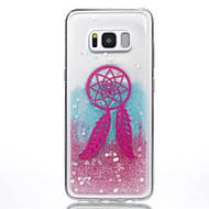 Недорогие Чехлы и кейсы для Galaxy S8 Plus-Кейс для Назначение SSamsung Galaxy S8 Plus S8 С узором Кейс на заднюю панель Ловец снов Мягкий Силикон для S8 Plus S8 S7 edge S7