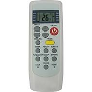 vervanging voor algemene tech aux lagos ecoaire finlux erisson neoclima bio airconditioner afstandsbediening model nummer ykr-i / 001e
