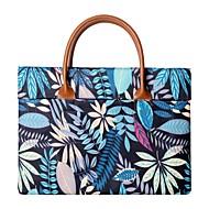 Håndtasker for MacBook Air 13-tommer Træ Blomst Nylon Materiale