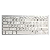 abordables Teclados para iPad-Bluetooth teclado ergonómico Teclas Chiclet por IPad Pro 12.9 '' iPad 1 IPad Pro 9.7 '' iPad 2 IPad mini 4 iPad 3 iPad 4 iPad mini iPad