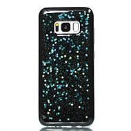 غطاء من أجل Samsung Galaxy S8 Plus S8 نموذج غطاء خلفي بريق لماع ناعم TPU إلى S8 S8 Plus S7 edge S7