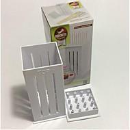Χαμηλού Κόστους Εργαλεία Κουζίνας-bbq σχάρα 16 τρύπα σουβλάκια τρυβλίο για τα ψάρια κοτόπουλο σχάρα kebab maker κουτί κιτ εργαλείο