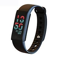 Смарт-браслет iOS Android Защита от влаги Израсходовано калорий Педометры Регистрация деятельности Пульсомер Сенсорный экран будильник