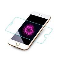 Недорогие Защитные плёнки для экранов iPhone 8-Защитная плёнка для экрана Apple для iPhone 8 Закаленное стекло 1 ед. Защитная пленка для экрана Фильтр синего света 2.5D закругленные