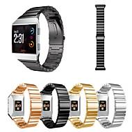 Недорогие Аксессуары для смарт-часов-Ремешок для часов для Fitbit ionic Fitbit Бабочка Пряжка Нержавеющая сталь Повязка на запястье