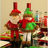 bolsa de almacenamiento funda santa ocio otras decoraciones navideñas para la navidad